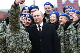 vladimir putin military how popular is vladimir putin over a quarter of russians fear