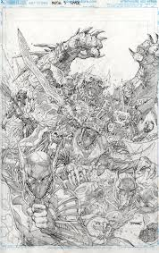 jim lee revisits his new 52 justice league cover for metal 3