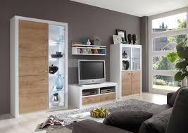 Wohnzimmerschrank Weiss Massiv Wohnzimmermöbel Weiß Eiche Mxpweb Com