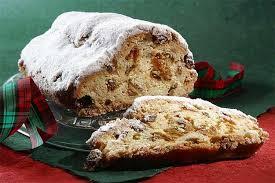 cuisine en allemagne recette christstollen le gâteau de noël traditionnel allemand