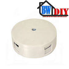 5 amp 20 amp u0026 30 amp junction boxes 3 u0026 4 way terminal white ebay