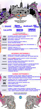 dmca policy electric zoo