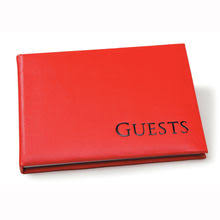 sign in guest book black sign in guestbook