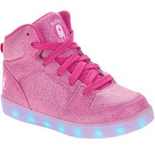 light up sneakers flashlight girls rechargeable color changing light up led athletic