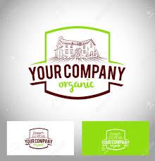 Farm Business Card Farm Company Logo Farming Icon Creative Farm Vector Icon And