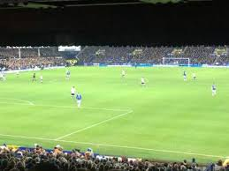 Top Balcony Goodison Park by Goodison Park Home Of Everton