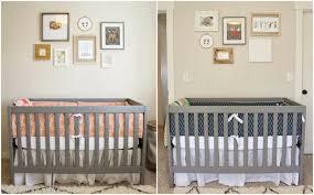 a gender neutral twin nursery