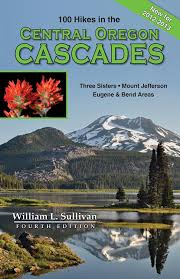 Eugene Zip Code Map by Amazon Com 100 Hikes Travel Guide Central Oregon Cascades