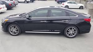 awesome 2015 hyundai sonata sport 2 0t sedan 4 door 2015 hyundai