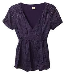 j crew blouses j crew purple 90109 blouse size 4 s tradesy