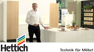 technology for furniture in the kitchen hettich drawer systems