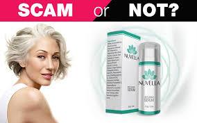 new angel cream natural skin hair enhancer nuvella serum renuvica cream shocking reviews warning read