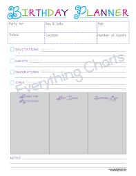 everything charts and games digital files and printables