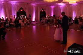 dj wedding cost ideal media dj lighting drape dj dc md va md weddingwire