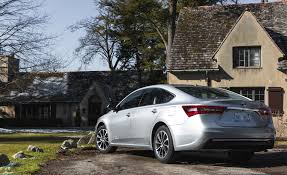 lexus warranty reviews 2017 toyota avalon in depth model review car and driver