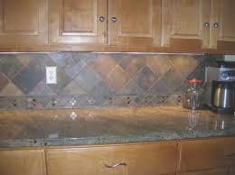 backsplash best slate backsplash in kitchen home design ideas