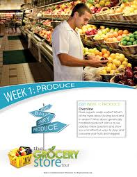dr will clower welcomes you to the grocery store tour home