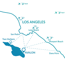 Us Train Map Imagesofnorthcyprus Co by How To Get To Catalina Island Catalina Chamber U0026 Visitors