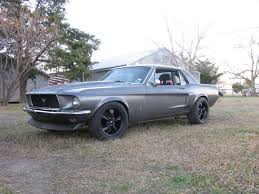 68 mustang restomod 1968 mustang resto mod mustang forums at stangnet