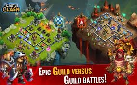 game castle clash mod apk top 64 similar games like castle clash rise of beasts in 2018