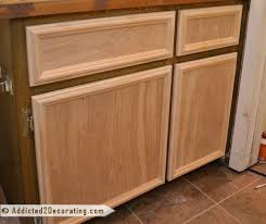 Custom Kitchen Cabinet Doors Best 25 Cabinet Door Makeover Ideas On Pinterest Updating