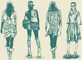 fashion sketch free vector download 6 847 free vector for