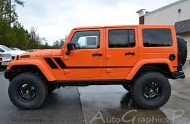 jeep burnt orange track xl
