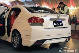 lexus lights for honda city a possible new trim in the works for honda city pakwheels blog