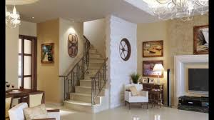 Home Interior Photos by Living Room Stairs Home Design Ideas Youtube