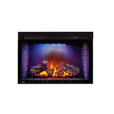 Napoleon Electric Fireplace Napoleon Cinema Series 29 In Electric Fireplace Insert Nefb29h 3a