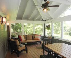 enclosing a porch image of enclosed porch designs ideas