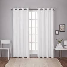 Linen Curtains With Grommets Jaclyn Love Grommet Panels Wayfair
