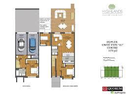 beautiful plan de maison en duplex contemporary home decorating