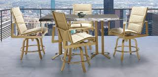 Outdoor Furniture Finish by Solaris City Collection Castelle Luxury Outdoor Furniture