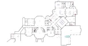 estate house plans indoor pool arts