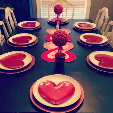 Valentine Home Decorations 40 Adorable Red Valentine U0027s Day Decor Ideas