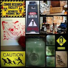 Zombie Apocalypse Halloween Decorations 215 Best Walker Halloween Decorations Images On Pinterest