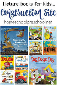 20 of the best construction site books for young readers