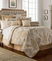 Jacquard Bed Set Waterford Ansonia Floral Jacquard Comforter Set Dillards
