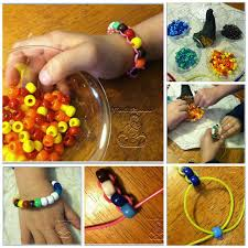 thanksgiving story bracelet you can make it s lifesavers