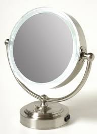 makeup mirror 10x magnification with light vanity mirror 10x magnification awesome led lighted makeup mirror