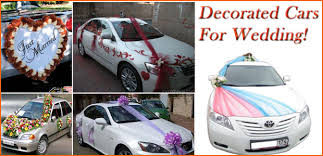 wedding car decorations decorated car for wedding wedding car hire hyderabad wedding