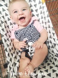 binxy baby shopping cart hammock a review more than love
