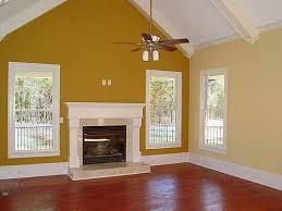 Marble Paint Wood Floor  Wall In Family Room Color Theme With - Family room colors for the walls