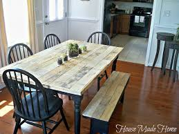 Pallet Dining Room Table 24 Awesome Pallet Recycling Projects Recycled Things
