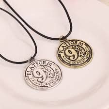 harry potter pendant necklace images Harry potter metal platform 9 3 4 pendant necklace jpg