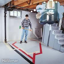 basement bathroom plumbing basements ideas