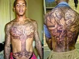 monta ellis s 4 tattoos their meanings guru