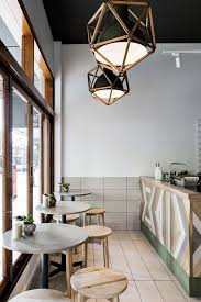 trendy modern cafe interior decorating style in australia cafes