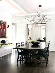 Modern Dining Room Chandelier Contemporary Chandelier For Dining Room Modern Dining Room Light